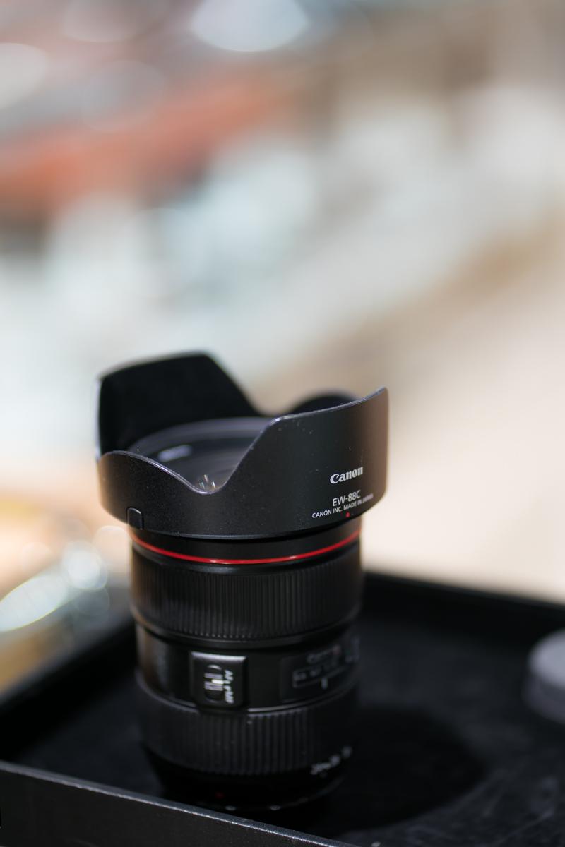 FE 85mm F1.8 レンズ