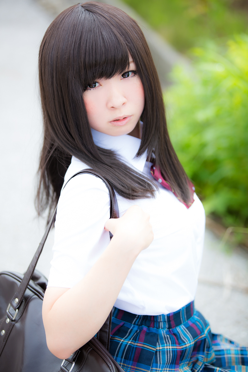 EF70-200mm F2.8L IS II USM ポートレート