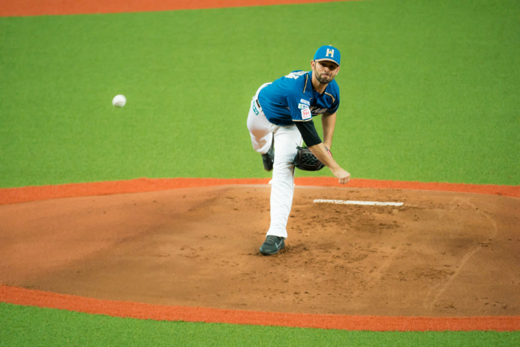野球写真 一眼