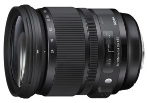 Art 24-105mm F4 DG OS HSM コスプレ