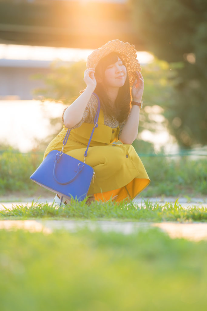 FE 70-200mm F2.8 GM OSS ポートレート