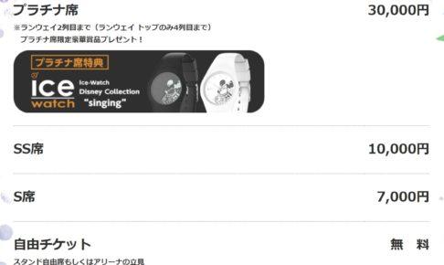 関西コレクション チケット