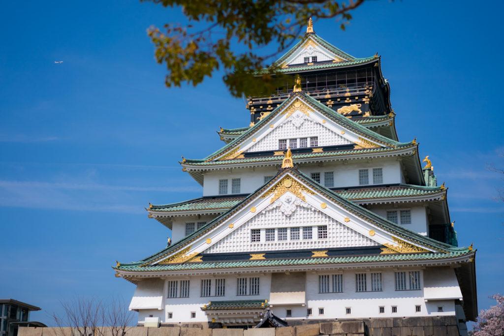 大阪城 写真