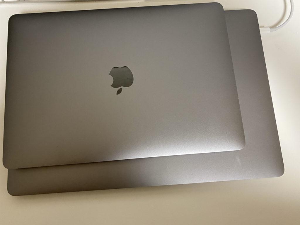 macbook pro16インチ