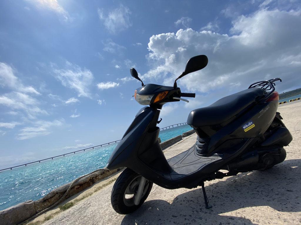 宮古島 レンタルバイク